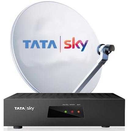 Tata Sky SD